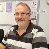 Derek Scriven Office Manager