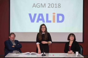 AGM 2018 - VALID - Kevin Sarah and Janice